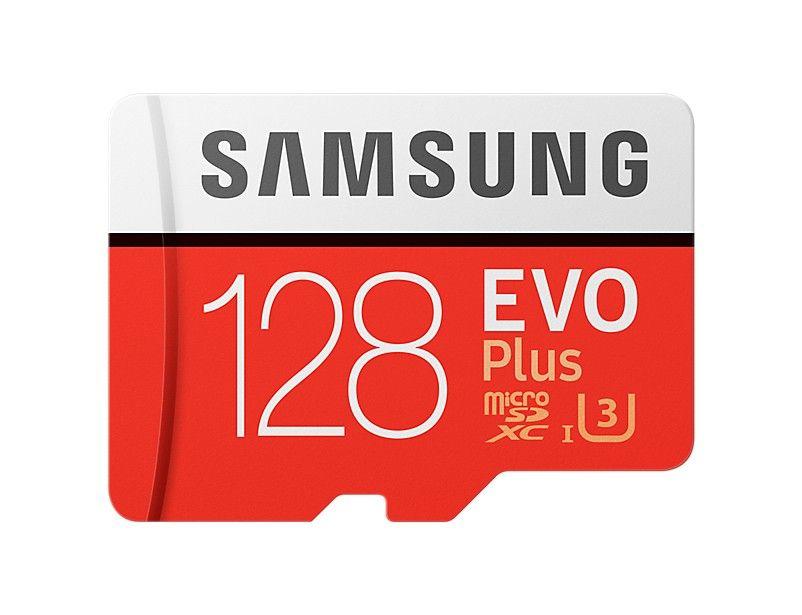 Купить Карта памяти Samsung microSDXC 128GB EVO Plus UHS-I Class 10 (MB-MC128DA/RU / MB-MC128GA/RU )