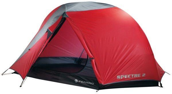 Купить Палатки и аксессуары, Палатка Ferrino Spectre 2 Red/Gray