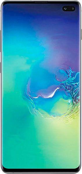 Купить Смартфоны, Смартфон Samsung Galaxy S10 Plus 2019 Green (SM-G975FZGDSEK)