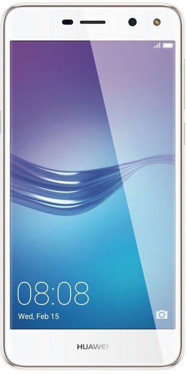 Смартфон Huawei Y5 2017 16GB (51050NFD) White  - купить со скидкой