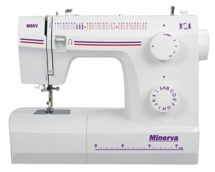 Купить Швейные машинки, Швейная машина Minerva M86V