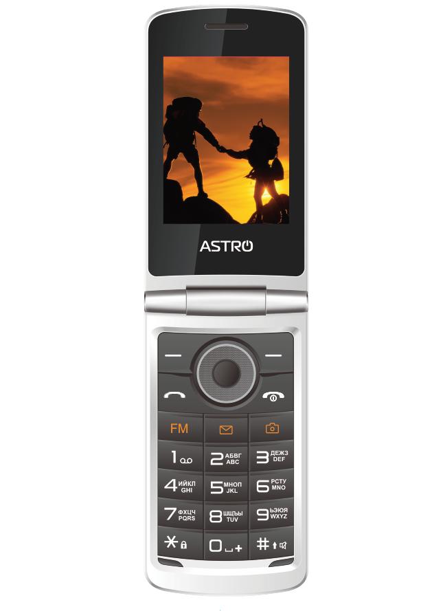 Купить Мобильный телефон Astro A284 Black
