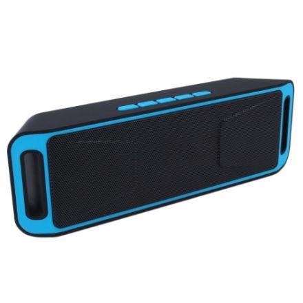 Купить Портативная акустика, Портативная Bluetooth акустика SС-3 II Blue, Other