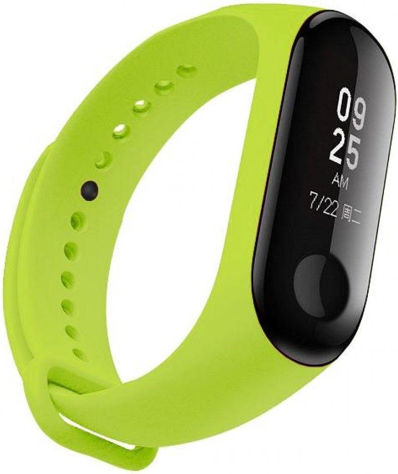 Купить Аксессуары для смарт-часов и смарт-браслетов, Ремешок для Xiaomi Mi Band 3 Lime, Other