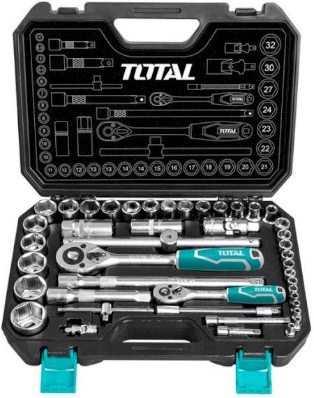 Купить Набор инструментов Total THT421441