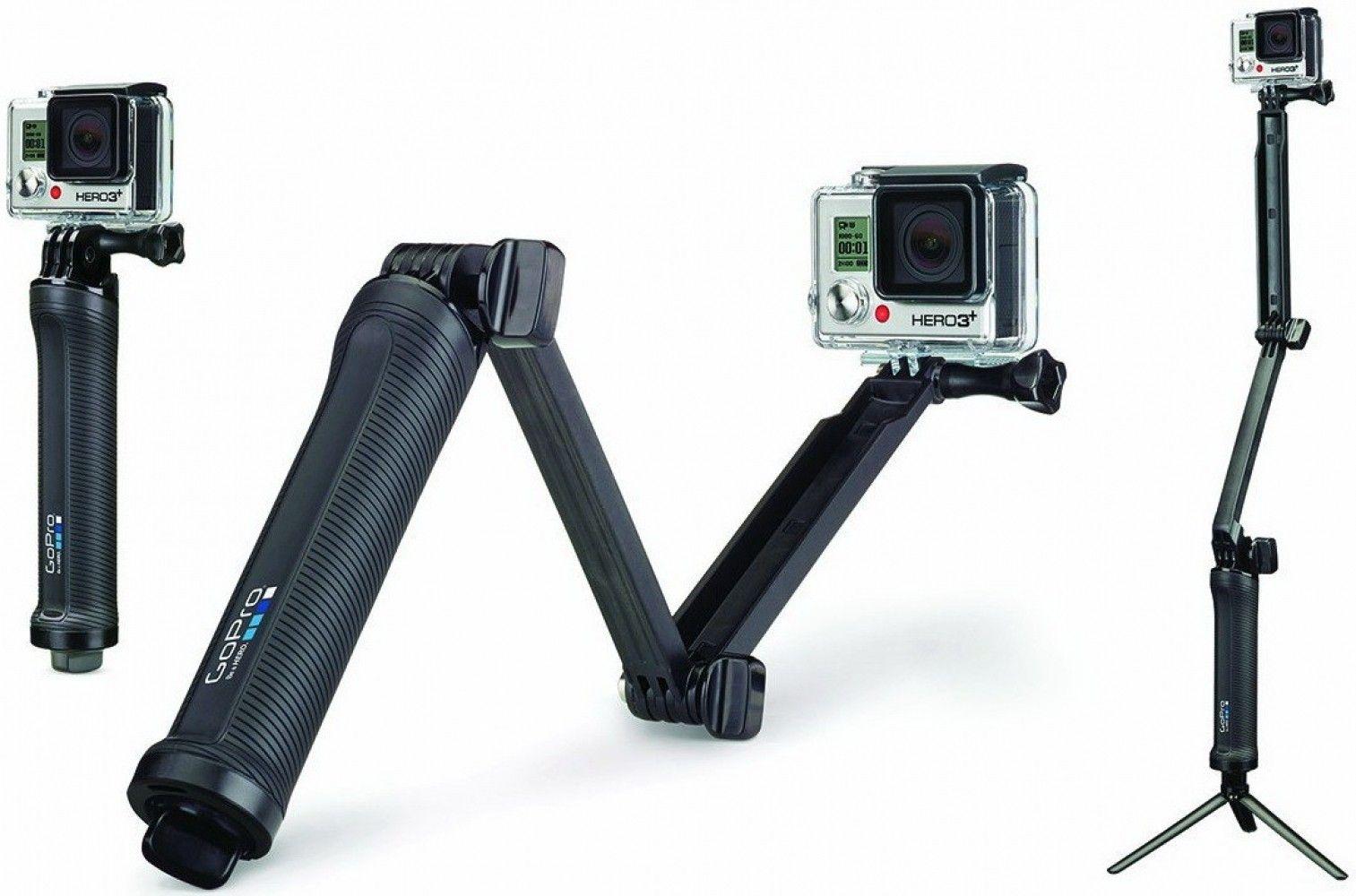 Купить Аксессуары для экшн-камер, Монопод-штатив GoPro 3-Way Mount - Grip/Arm/Tripod (AFAEM-001)
