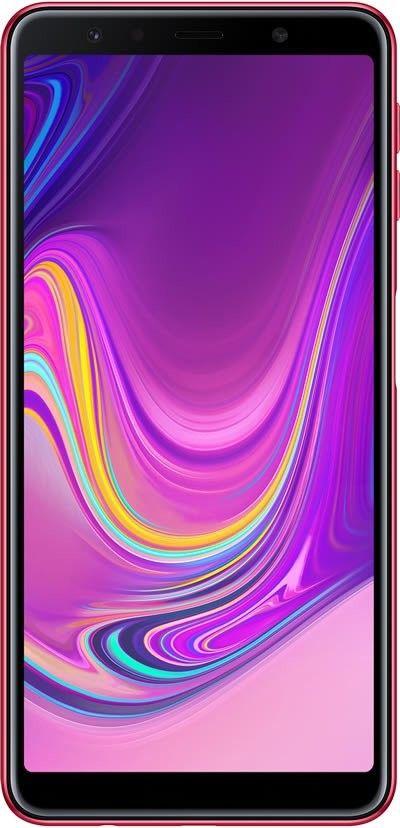 Купить Смартфоны, Смартфон Samsung Galaxy A7 2018 4/64GB (SM-A750FZIUSEK) Pink