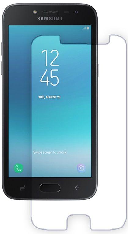 Купить Защитные стекла, Защитное стекло BeCover для Samsung Galaxy J2 2018 SM-J250 Crystal Clear Glass (703486)