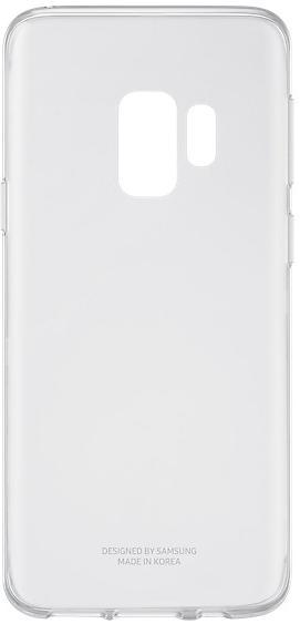Купить Чехлы для мобильных телефонов, Чехол Samsung Clear Cover для Samsung Galaxy S9 (EF-QG960TTEGRU) Transparent