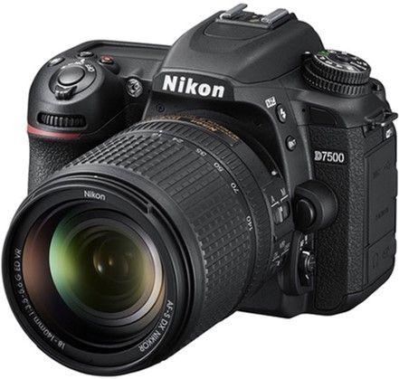 Купить Фотоаппарат Nikon D7500 18-140mm VR Kit (VBA510K002)
