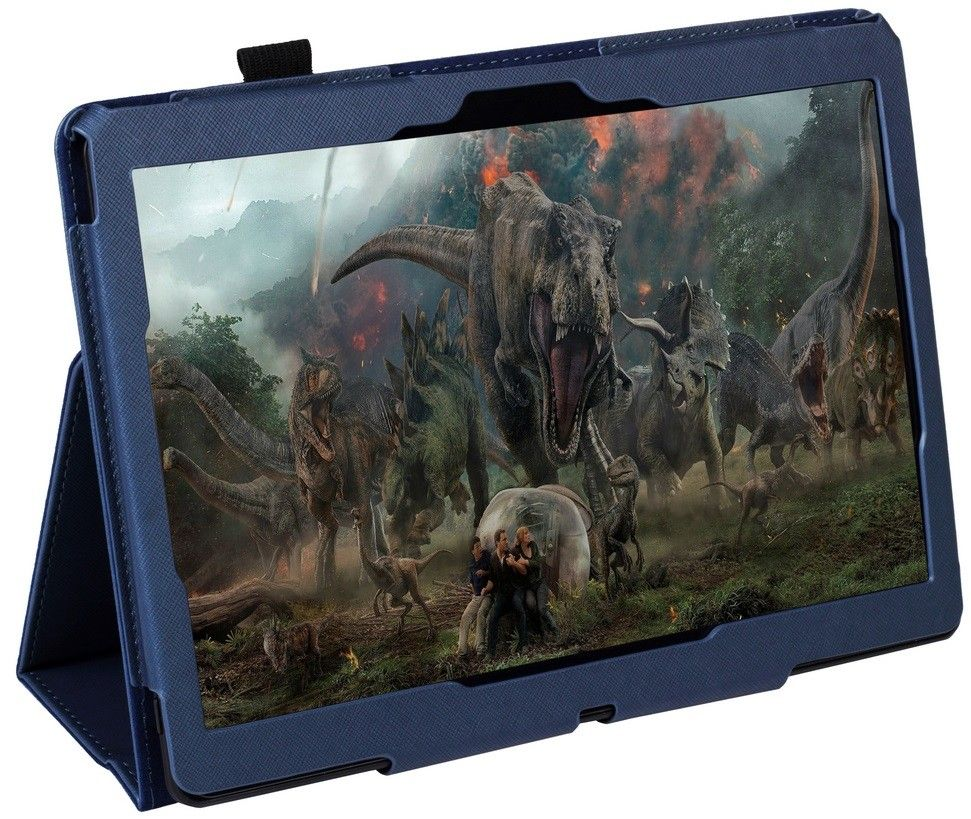 Купить Обложка BeCover Slimbook для Prestigio MultiPad Grace 3101 (PMT3101) (702367) Deep Blue
