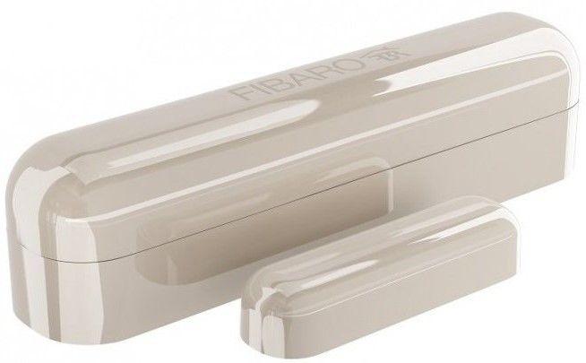 Купить Умные датчики, Датчик открытия окна и двери Fibaro Window Sensor 2 (FGDW-002-4_ZW5) Beige
