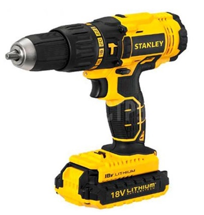 Купить Аккумуляторная дрель-шуруповерт Stanley SCH201D2K_1