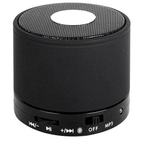 Купить Портативная акустика, Портативная Bluetooth акустика S-10 Black, Other