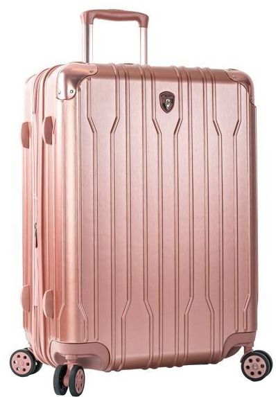 Купить Дорожные сумки и чемоданы, Чемодан Heys Xtrak (M) 92 л (925203) Rose Gold