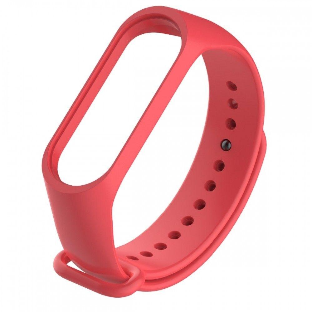 Купить Аксессуары для смарт-часов и смарт-браслетов, Ремешок для Xiaomi Mi Band 3 Red, Other