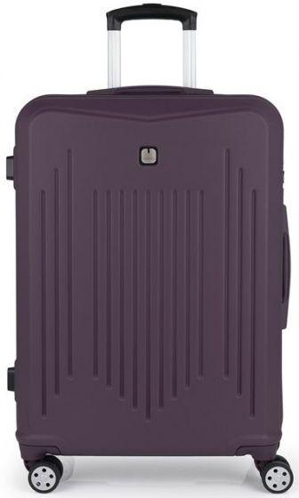 Купить Дорожные сумки и чемоданы, Чемодан Gabol Clever (M) 48 x 27 x 68 см 61 л (927053) Purple