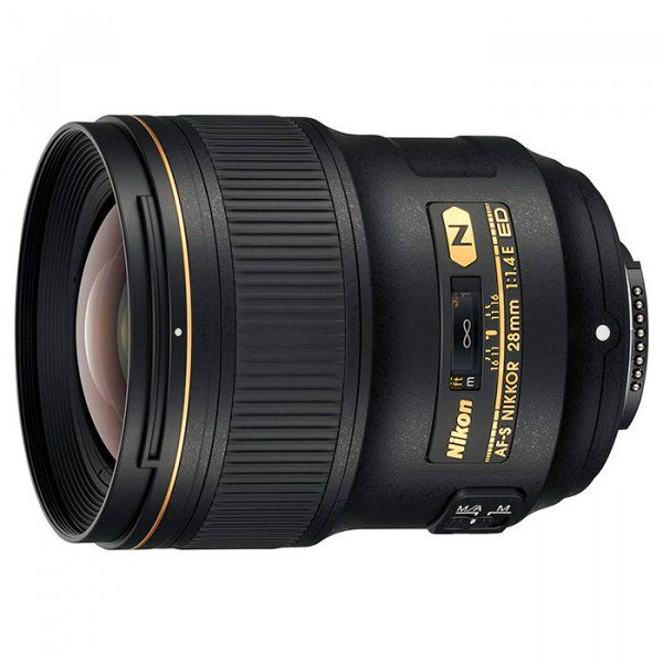 Купить Объектив Nikon AF-S Nikkor 28mm f/1.4E ED (JAA140DA)