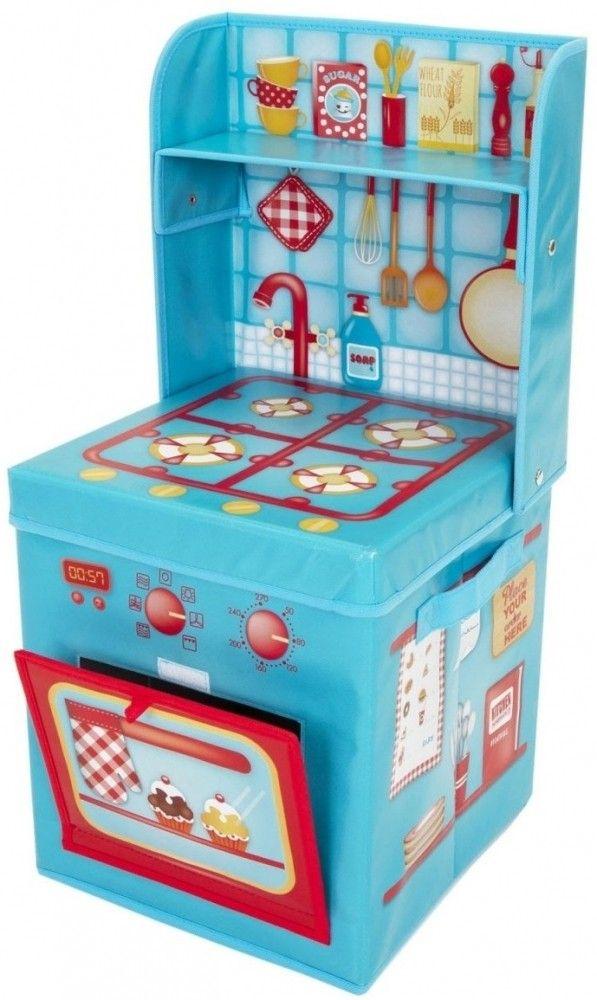 Купить Игровые наборы, Игровая коробка для хранения Pop-it-Up Кухня (F2PSB15081)