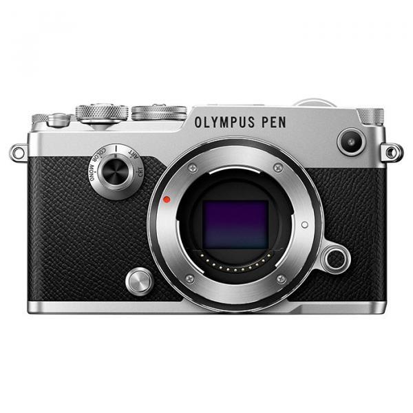 Фотоаппарат Olympus PEN-F Body Silver  - купить со скидкой