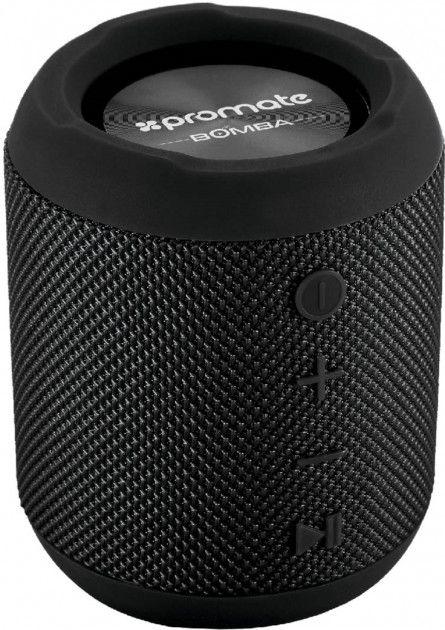 Купить Портативная акустика Promate Bomba (bomba.black) Black