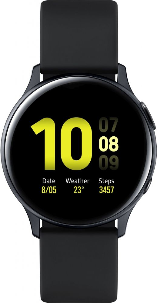 Купить Смарт часы Samsung Galaxy Watch Active 2 40mm Aluminium (SM-R830NZKASEK) Black