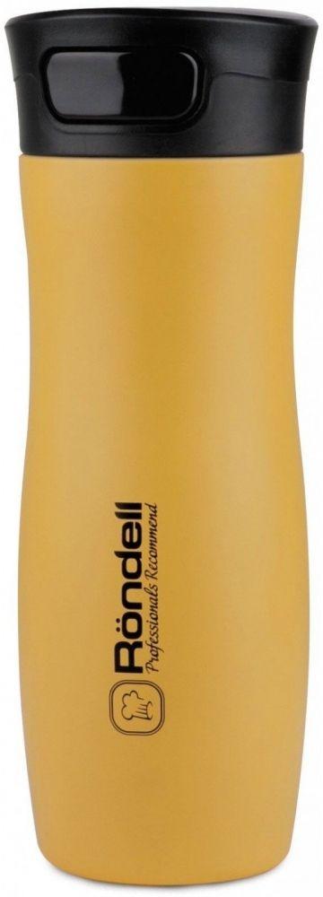 Купить Термосы и бутылки, Термокружка Rondell Sole 400 мл (RDS-835)