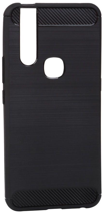 Купить Чехлы для мобильных телефонов, Панель BeCover Carbon Series для Vivo V15 (BC_704029) Black