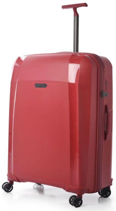 Купить Дорожные сумки и чемоданы, Чемодан на колесиках Epic Phantom SL (L) (924528) Chili Pepper