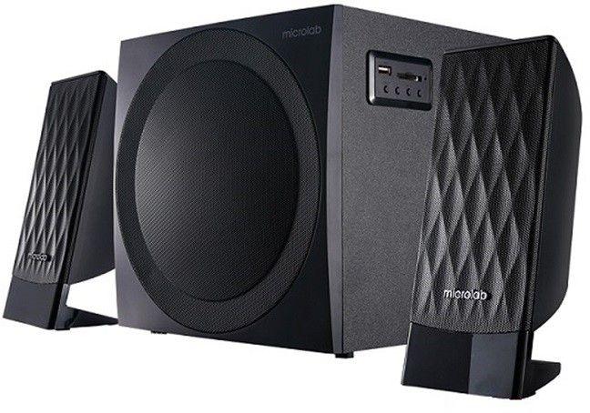 Купить Акустика Microlab M-300 (14) Black