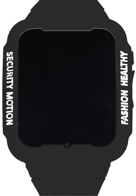 Купить Смарт часы, Смарт-часы UWatch K3 Kids Black