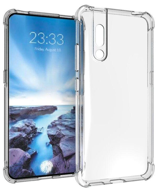 Купить Чехлы для мобильных телефонов, Панель BeCover Anti-Shock для Vivo V15 Pro (BC_704055) Clear