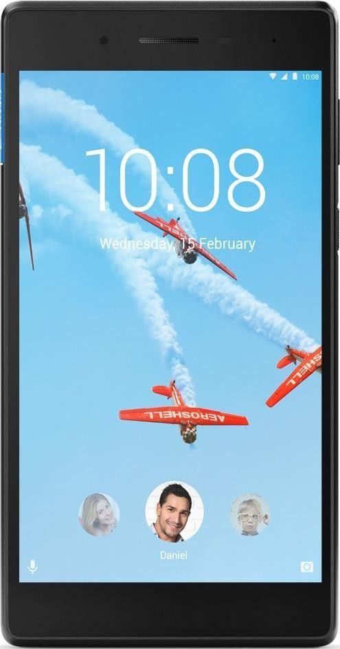 Купить Планшеты, Планшет Lenovo Tab 7 Essential TB-7304i 3G 2/16GB NBC Black (ZA310144UA)
