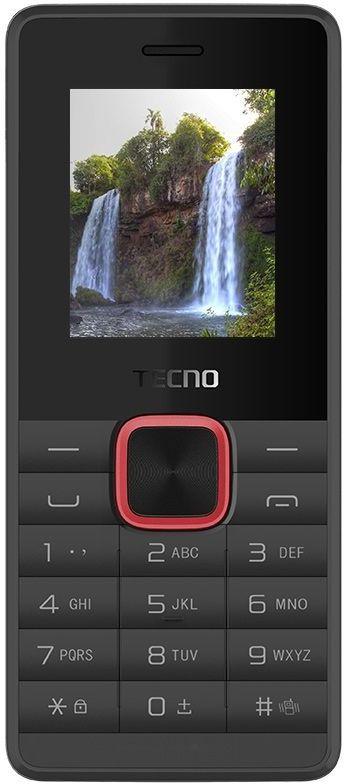 Купить Мобильный телефон Tecno T349 Milan Red