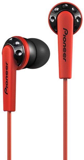 Купить Наушники и гарнитуры, Наушники PIONEER SE-CL711-M Club Bass Head (SE-CL711-M) Orange