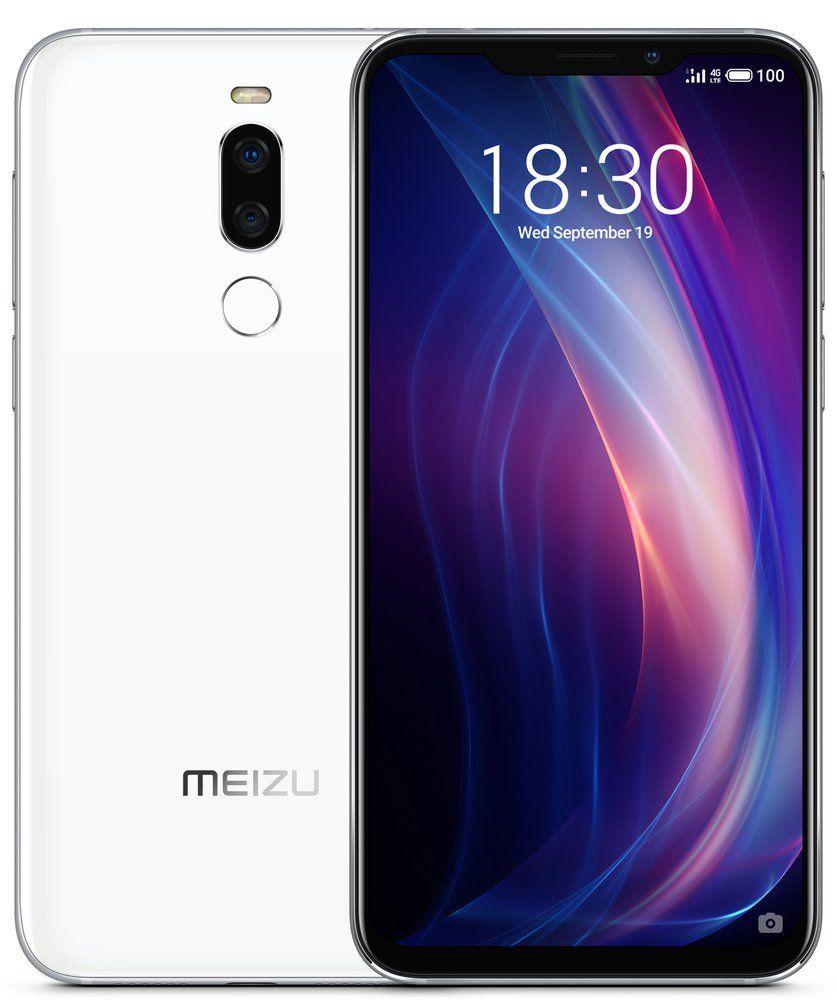 Купить Смартфон Meizu X8 4/64Gb White