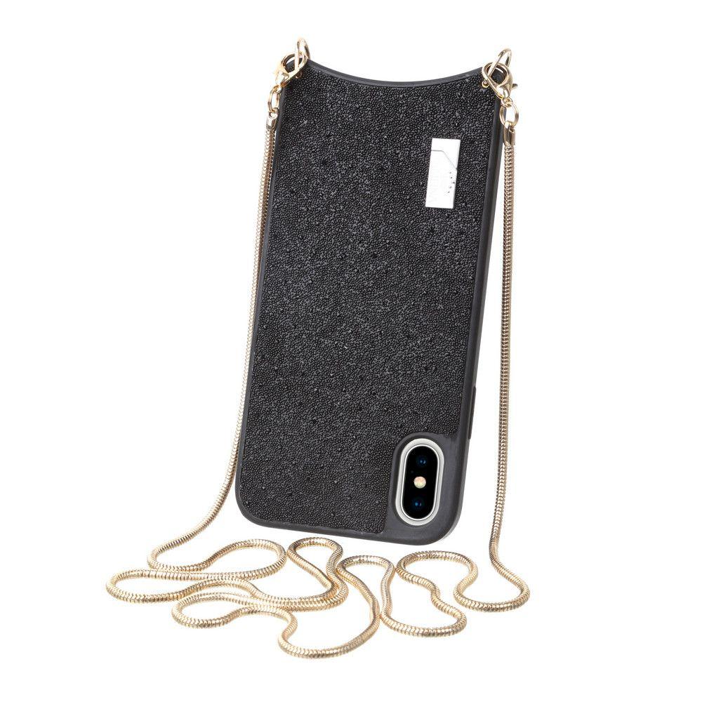 Купить Чехлы для мобильных телефонов, Чехол Leather Wallet Becover для Apple iPhone X/Xs (703640) Black