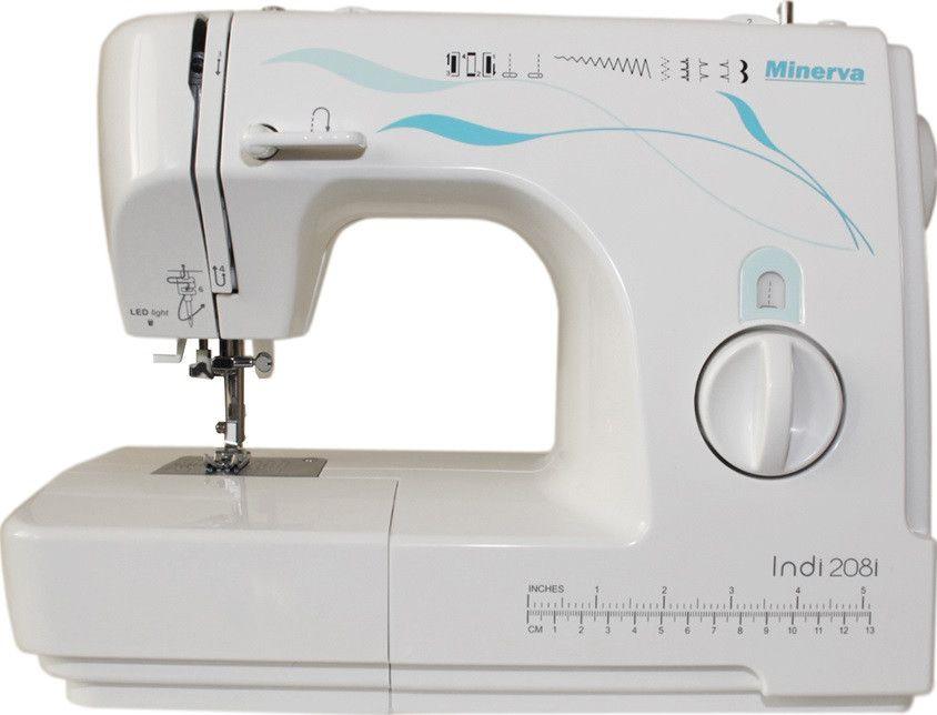 Швейные машинки, Швейная машина Minerva Indi 208i  - купить со скидкой