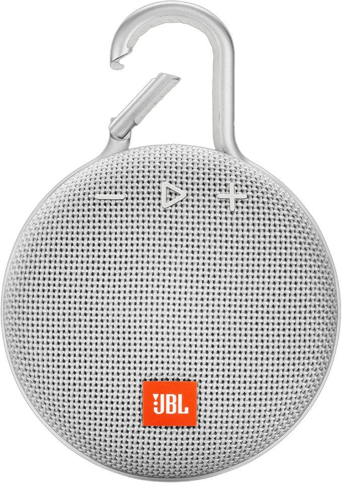 Купить Портативная акустика JBL Clip 3 (JBLCLIP3WHT) White