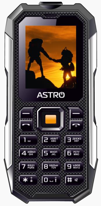 Купить Мобильный телефон Astro A223 Black