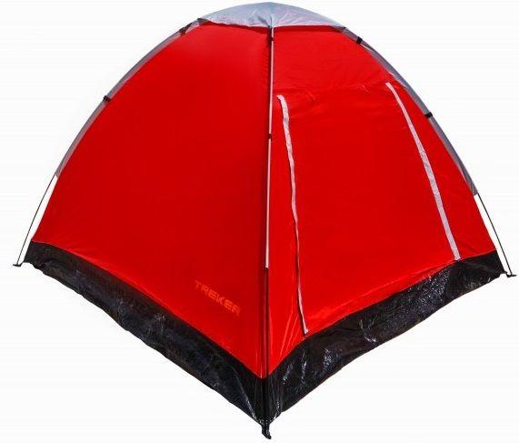 Купить Палатки и аксессуары, Палатка Treker MAT-107-1 Red