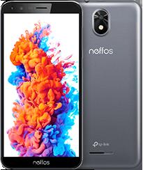 Купить Смартфоны, Смартфон TP-LINK neffos C5 Plus 1/16Gb (TP7031A22) Gray