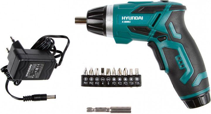 Купить Электроотвертки, Аккумуляторная отвертка Hyundai A 3600Li