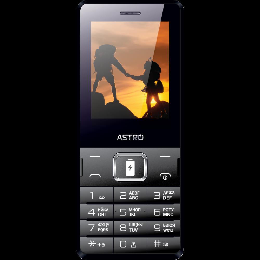 Купить Мобильный телефон Astro B245 Black