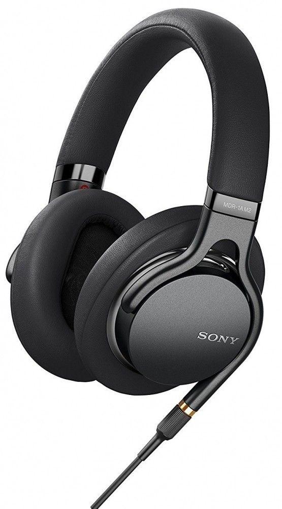 Наушники и гарнитуры, Наушники Sony MDR-1AM2 (MDR1AM2B.E) Black  - купить со скидкой