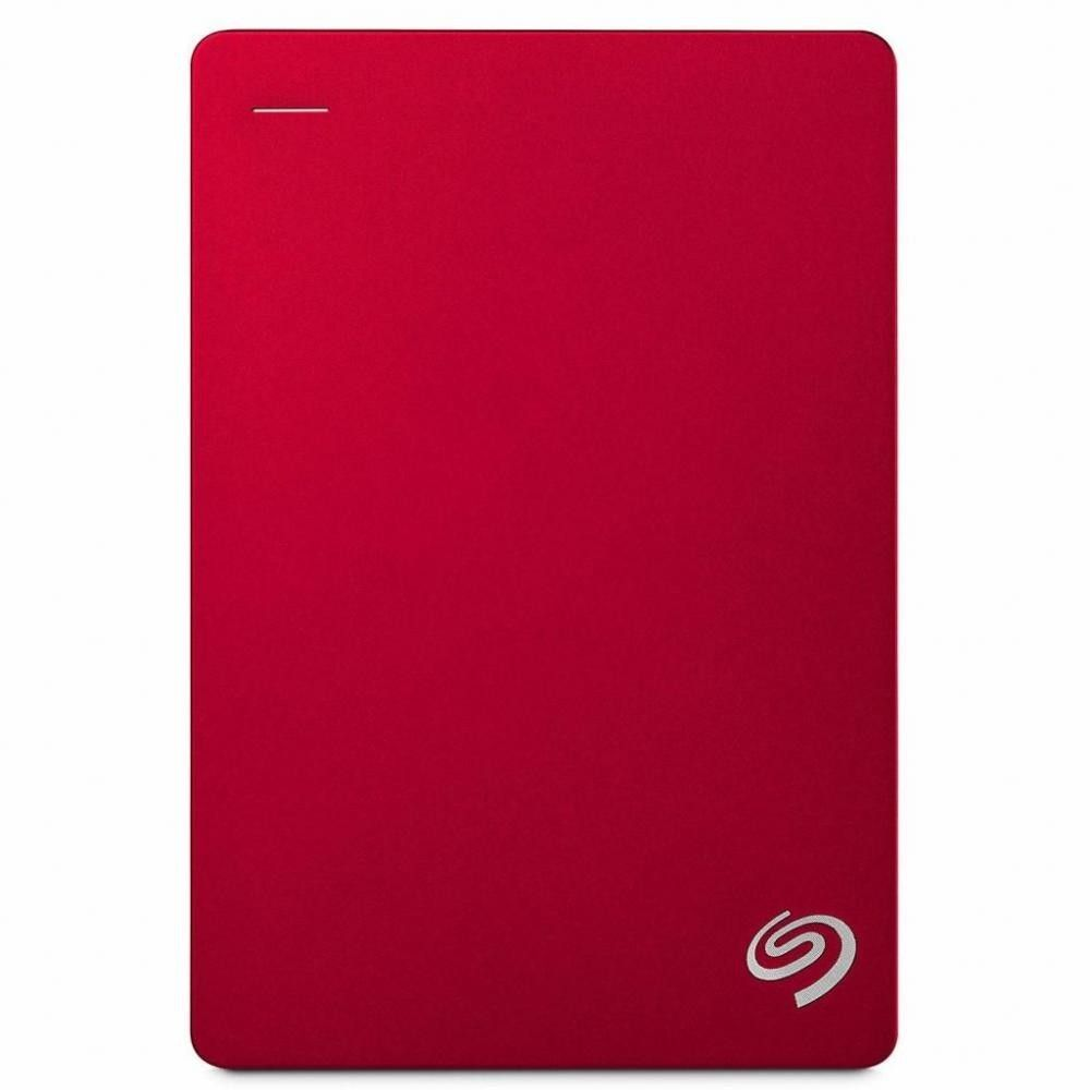 Купить Жесткий диск Seagate Backup Plus Portable 5TB STDR5000203 2.5 USB 3.0 External Red