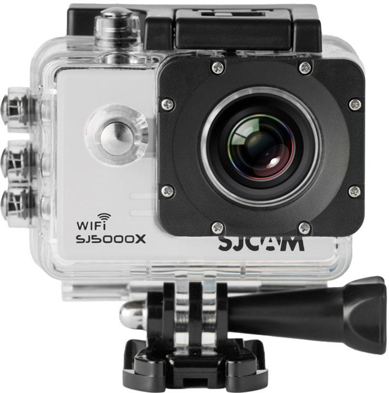Экшн-камера SJCAM SJ5000X Elite White  - купить со скидкой