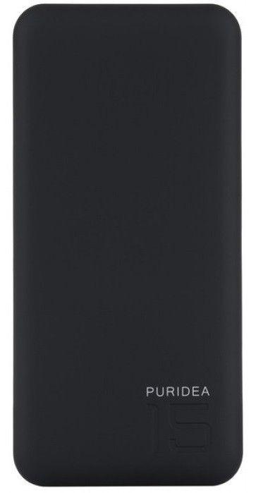 Купить Внешний аккумулятор Puridea S3 15000 mAh (S3-Black White) Black/White
