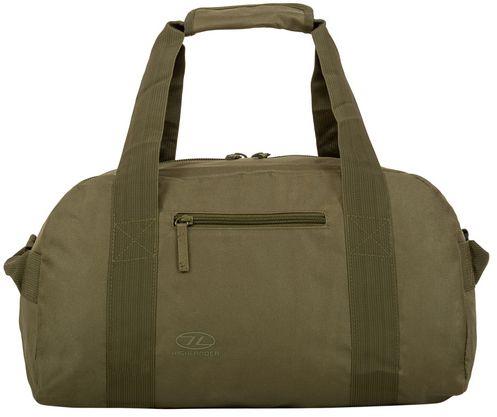 Дорожные сумки и чемоданы, Сумка дорожная Highlander Cargo II 30 50 x 3 x 27 см 30 л (926943) Olive Green  - купить со скидкой