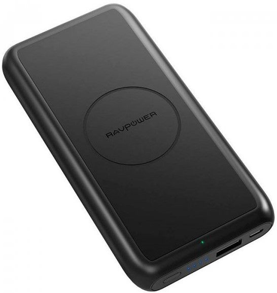 Купить УМБ RavPower 10000 mAh (RP-PB081) Black